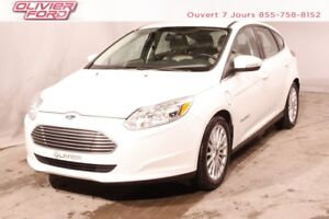 2016 Ford Focus electric ELECTRIC CUIR CAMÉRA NAV A/C