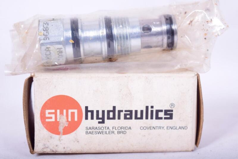 Sun Hydraulics Pressure Relief Cartridge Valve 9G63 217540 CKCA XAN