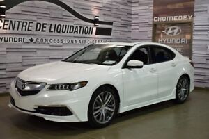 2015 Acura TLX TECH+AWD+KIT AERO PACK+MAGS 19 POUCE