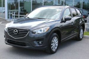2016 Mazda CX-5 GS*AWD*TOIT*AC*BLUETOOTH*CRUISE*GR ELEC*SIEGES C