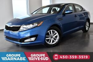 2013 Kia Optima LX| BAS KM | BLUETOOTH | SIEGES CHAUFFANTS | MAG