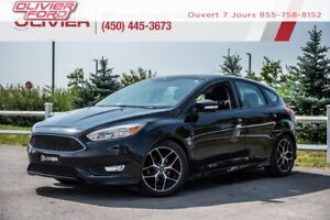 2016 Ford Focus SE MAGS CAMÉRA A/C