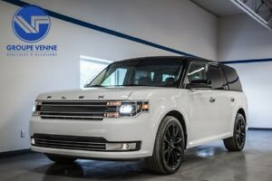 2018 Ford Flex Limited/AWD/CUIR/TOIT