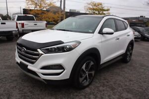 2017 Hyundai Tucson LIMITED *LEATHER+PANORAMIC ROOF*