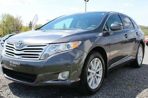 2012 Toyota Venza AWD BLUETOOTH CUIR TOIT PANORAMIQUE