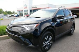 2017 Toyota RAV4 LE AWD CAMERA RECUL SIEGES CHAUFFANTS
