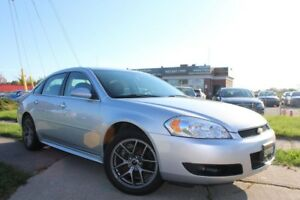 2012 Chevrolet Impala LTZ - CLEAN CARPROOF-LEATHER-SUNROOF