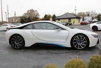 Miniature 24 Voiture American used BMW i8 2014