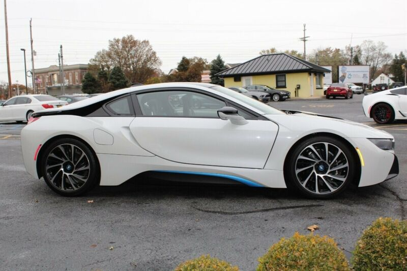 Image 24 Voiture American used BMW i8 2014