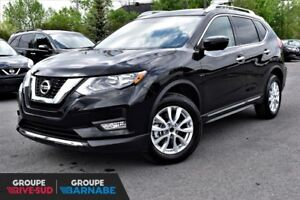 2017 Nissan Rogue ***SV AWD 7 PLACES TOIT PANORAMIQUE CAMERA 360