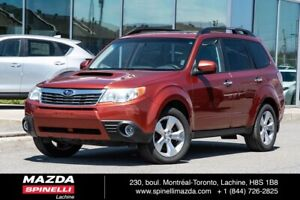 2010 Subaru Forester LIMITED XT FORESTER LIMITED SUNROOF HEATED