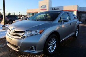 2016 Toyota Venza XLE AWD V6 CUIR MAGS TOIT GPS SIEGES CHAUFFANT