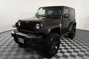 2013 Jeep Wrangler SPORT. Hard top. V6
