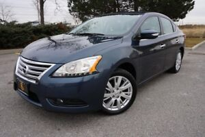 2014 Nissan Sentra SL - ONE OWNER / NO ACCIDENTS