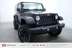 2015 Jeep Wrangler SPORT+LIFTED+35''+A/C SPORT+LIFTED+35''+A/C