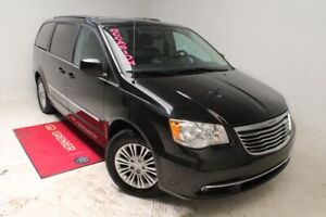 2015 Chrysler Town & Country TOURING+DVD+CUIR+BLUETOOTH