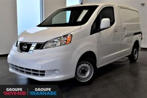 2013 Nissan NV200 SV || AIR CLIMATISÉ || BLUETOOTH || PARTITION
