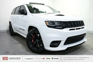 2017 Jeep Grand Cherokee SRT+475HP+BREMBO+TOIT PANO SRT+475HP+BR