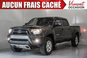 2014 Toyota Tacoma 2014+TRD+DOUBLE CAB+BLUETOOTH+ ACCIDENT FREE