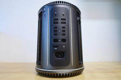 2013 Mac Pro 2.7GHz 12 Core/64GB/1TB/FirePro D500 APPLE CERTIFIED REFURBISHED