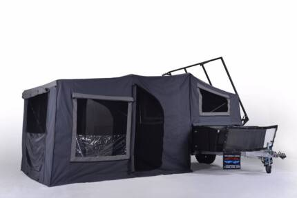 Off Road Specialist Discovery Walkup Camper Trailer Perth Region Preview