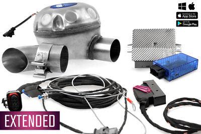 Original Kufatec Komplett SET AUßEN Sound Booster EXTENDED für viele Fahrzeuge Motor-adapter Für Jeep