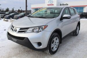 2014 Toyota RAV4 LE AWD BLUETOOTH AIR CLIMATISE GR. ELECTRIQUE