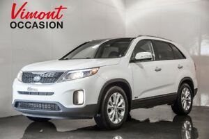 2014 Kia Sorento EX LEATHER-REAR CAMERA-SUNROOF
