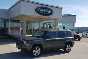 2015 Jeep Patriot Limited Limited