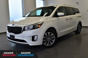 2018 Kia Sedona SX+ CUIR SX+ LEATHER