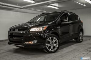 2013 Ford Escape SEL CUIR NAVIGATION