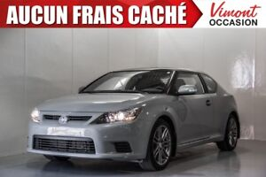 2012 Scion tC UN 2013 AU PRIX D'UN 2012 ACCIDENT FREE