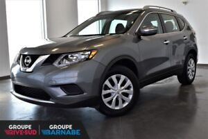 2015 Nissan Rogue S FWD CERTIFIED NISSAN CANADA