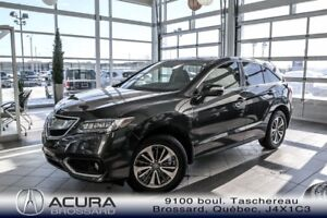 2016 Acura RDX Elite Pkg ELITE LOW MILLAGE