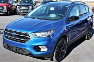 2018 Ford Escape SE - 4WD Financing available at 0% for 60 month
