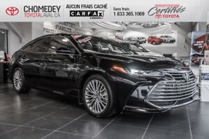 2019 Toyota Avalon LIMITED CUIR TOIT MAGS GPS