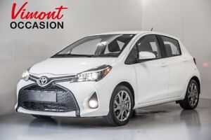 2015 Toyota Yaris SE+2015+A/C+MAGS+FOGS+BLUETOOTH+GR ELEC COMPLE