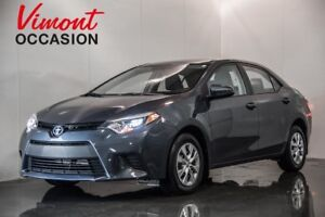 2014 Toyota Corolla A/C GR ELECT COMPLET BLUETOOTH FULL WARRANTY
