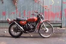 Suzuki Tc100 2 stroke dirt bike Carlton North Melbourne City Preview