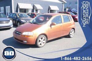 2006 Chevrolet Aveo 5  LS