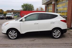 2012 Hyundai Tucson Limited w/Nav/Cam/Leather,Panoroof