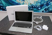 "MacBook Air 11"" Dual Core i5 4Gb/128Gb Apple Warranty 12 months Cooranbong Lake Macquarie Area Preview"