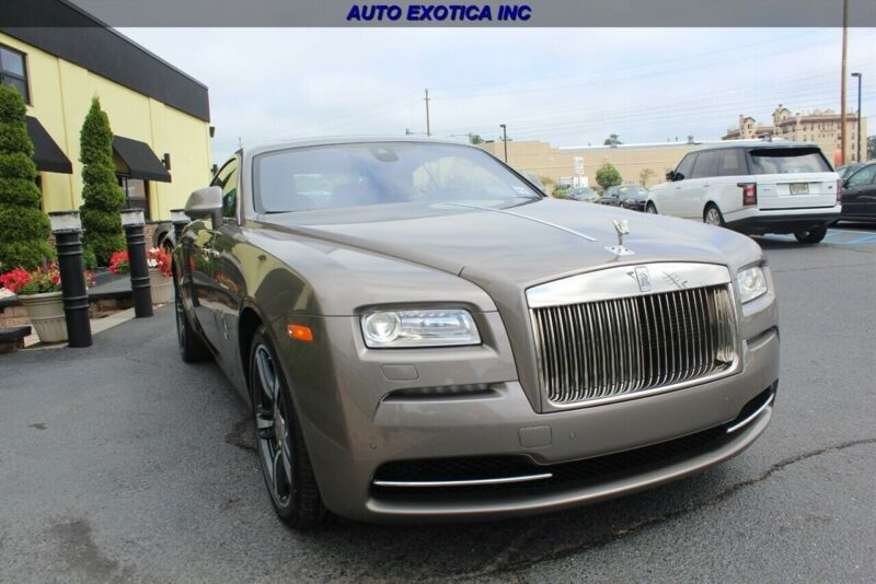 Image 4 Coche Americano usado Rolls-Royce Wraith 2015