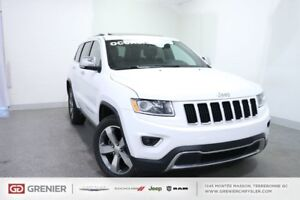 2015 Jeep Grand Cherokee LIMITED+TOIT+NAV+CUIR LIMITED+TOIT+NAV+