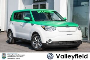 2018 Kia SOUL EV EV LUXURY 100% ÉLECTRIQUE GO GREEN!