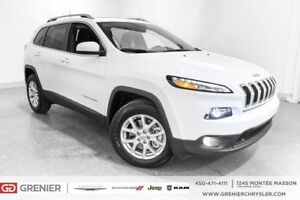 2015 Jeep Cherokee NORTH+4X4+ÉCRAN 8.4''+NAV NORTH+4X4+ÉCRAN 8.4