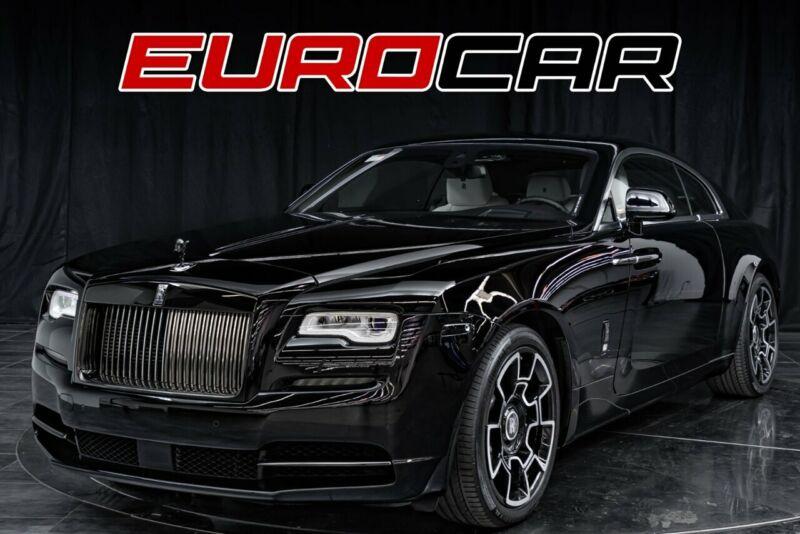 Image 1 Coche Americano usado Rolls-Royce Wraith 2017