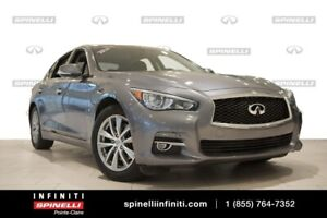 2014 Infiniti Q50 PREMIUM 88$ WEEKLY TAX AND WARRANTY INC.
