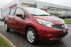 2016 Nissan Versa Note SV*AUTOMATIQUE*CAMERA DE RECUL*