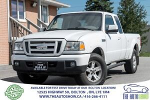 2006 Ford Ranger 4WD 4.0L EXT. CAB CERTIFIED ALL POWER OPTIONS A